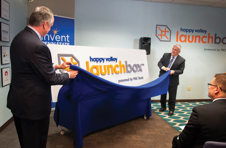 LaunchBox Gets Boost | State College Magazine